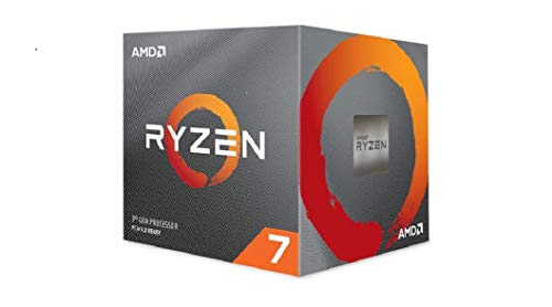 AMD Ryzen 7 3800x 4,5GHz AM4 36MB Cache Wraith Prism