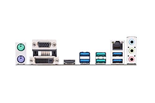 ASUS Prime B450M-A/CSM AMD AM4 (3. / 2. / 1. Generation Ryzen Micro-ATX Commercial Motherboard (1 GB LAN, ECC Speicher, D-Sub/HDMI/DVI-D, TPM Header, COM-Port, ASUS Control Center Express)