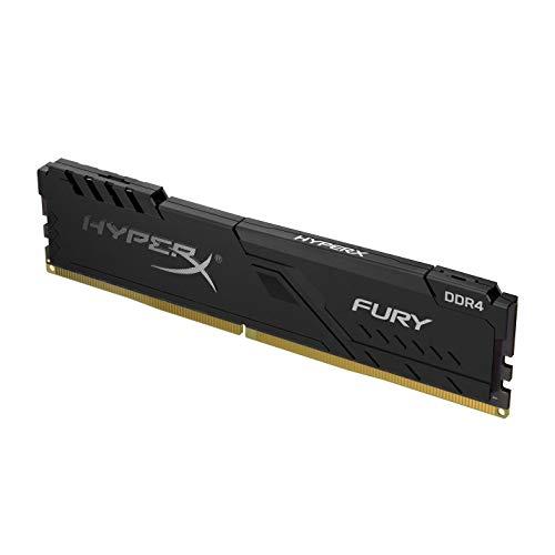 HyperX FURY Black HX426C16FB3/8 Arbeitsspeicher 8GB 2666MHz DDR4 CL16 DIMM 1Rx8