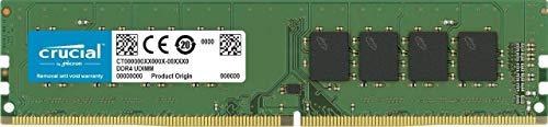 Crucial CT8G4DFS8266 8GB Speicher (DDR4, 2666 MT/s, PC4-21300, CL19, Single Rank x 8, DIMM, 288-Pin)