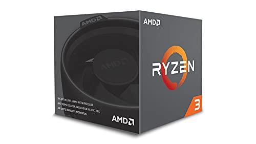 AMD RYZEN3 1200 AF Sockel AM4 (3,1 GHz + 10 MB)*YD1200BBAFBOX*2141 B