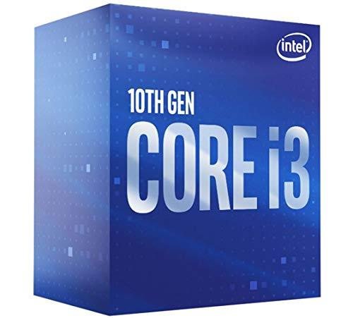 Core I3-10100F 3,60 GHz SKTLGA1200 6,00 MB Abdeckung.