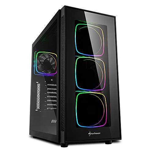 Sharkoon TG6 RGB, ATX PC-Gehäuse
