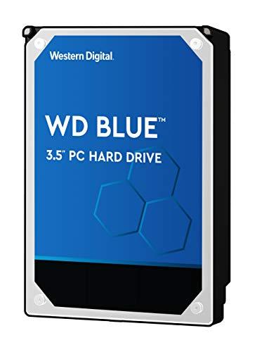 WD Blue 4TB Interne Festplatte (8,9 cm (3,5 Zoll)), SATA 6 Gb/s WD40EZRZ
