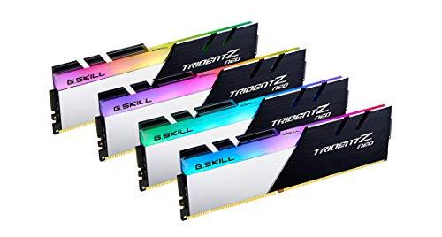 G.Skill F4-3600C16Q-64GTZNC Speichermodul 64 GB 4 x 16 GB DDR4 3600 MHz