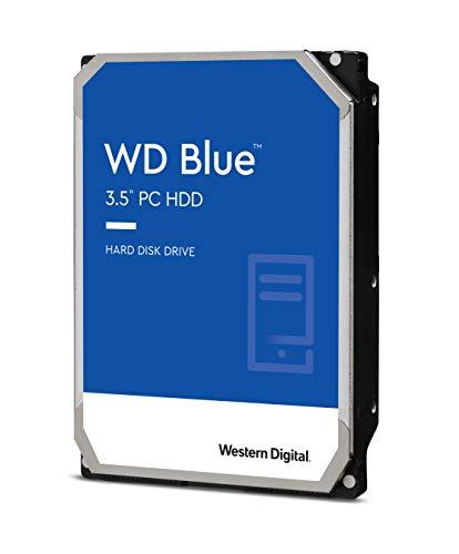 Western Digital Blue 4 TB Festplatte, SATA 6 Gb/s, 3,5', WD Blue, WD40EZAZ