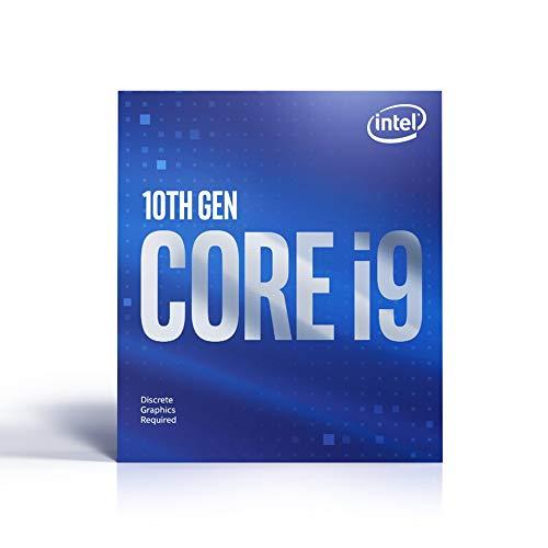 Intel Core i9-10900F Desktop Prozessor 10 Kerne bis zu 5,2 GHz ohne Prozessorgrafik LGA 1200 (Intel 400 Series Chipsatz) 65W