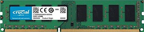 Crucial RAM CT51264BD160BJ 4GB DDR3 1600 MHz CL11 Desktopspeicher