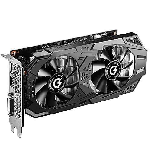 Grafikkarte, NVIDIA GeForce GTX 1060 3GB GDRR5 192 Bit HDCP kompatibel mit DirectX 12 Dual Fan VR Ready OC Grafikkarte, DVI-D/HDMI/DP Interface Grafikkarte