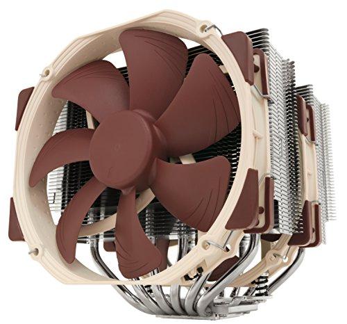 Noctua NH-D15 SE-AM4, Premium CPU Kühler für AMD AM4 (Braun)