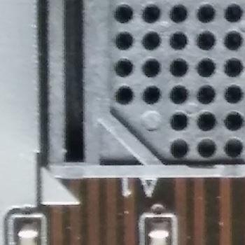 Sockel AM4 linke untere Ecke