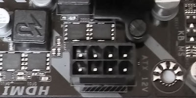 8 pin atx power connector