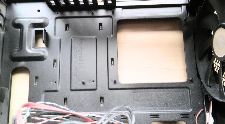 PC Gehäuse Mainboard Trägerplatte