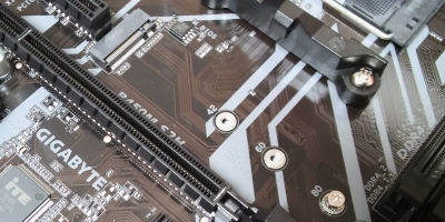 Gigabyte B450M S2H M.2 SSD Schnittstelle