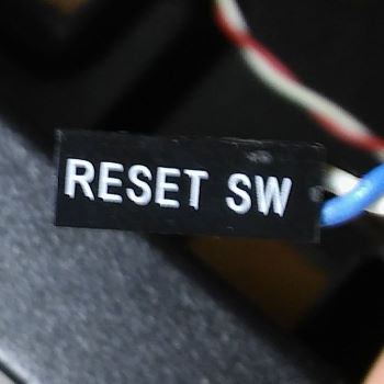 reset switch
