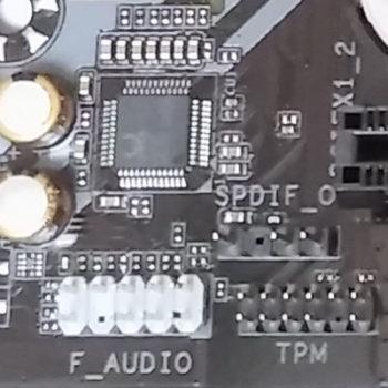 audio anschlüsse onboard b450m s2h